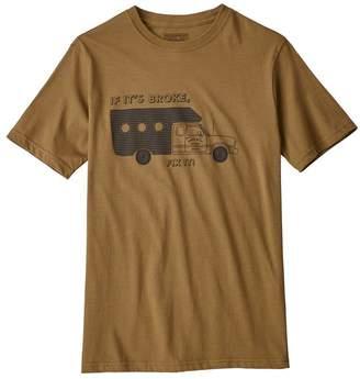 Patagonia Boys' Graphic Organic Cotton T-Shirt