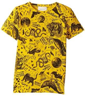 Gucci Kids - T-Shirt 475738X3G18
