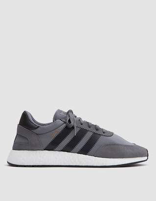 adidas Iniki Boost in Grey Four