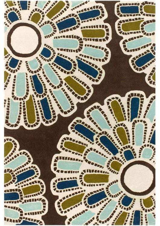 Thomaspaul - Flora Wool Pile Rug