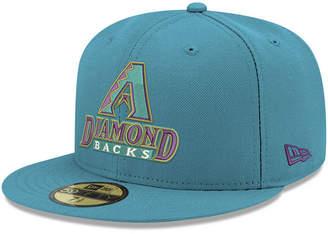 New Era Arizona Diamondbacks Retro Stock 59FIFTY Fitted Cap