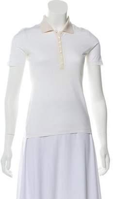 Loro Piana Short Sleeve Polo Shirt