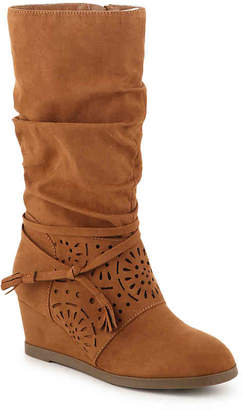 Jessica Simpson Monterey Toddler & Youth Wedge Boot - Girl's