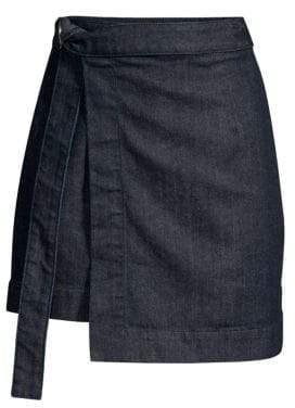73097ada68e Ag Denim Skirt - ShopStyle Australia