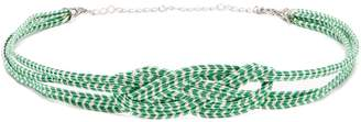 Thierry Colson Knotted belt