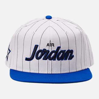 Nike Jordan Retro 10 Pro Script Star Snapback Hat