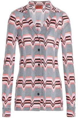 Missoni Jacquard-Knit Shirt