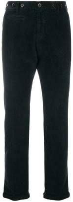 Barena corduroy straight trousers