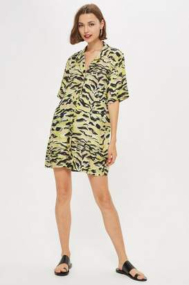 Topshop **Citrus Bowling Dress by Boutique