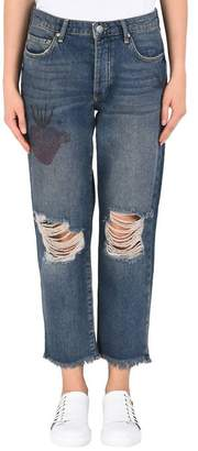 Free People Denim trousers