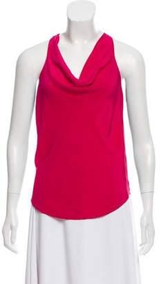 Madison Marcus Sleeveless Silk Top