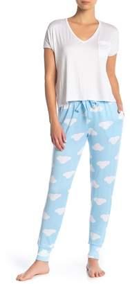 Couture PJ Blue Cloud Pj Pants