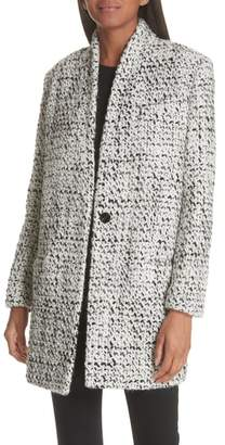 IRO Golden Tweed Coat