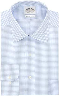 Eagle Men's Regular Fit Non Iron Check