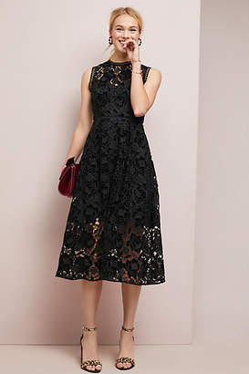 Shoshanna Glengarry Lace Dress