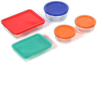 Pyrex Dish 5 Container Food Storage Set