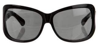 Missoni Oversize Tinted Sunglasses