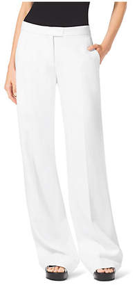 Michael Kors Double Crepe-Sable Trousers
