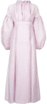 Bambah Magnolia balloon sleeve dress