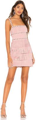 NBD X by Dusty Suede Mini Dress