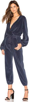 Young Fabulous & Broke Young, Fabulous & Broke Foiley Velour Jumpsuit
