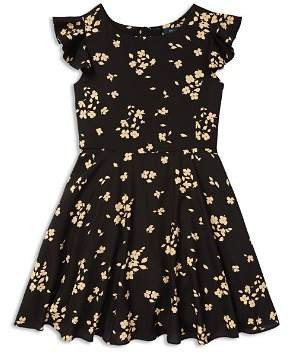 Free Shipping  150+ at Bloomingdale s · Ralph Lauren Girls  Printed Floral  Dress - Little Kid eb6a554b9450