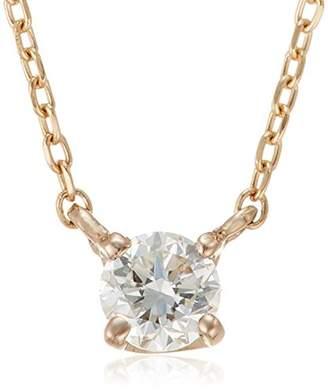 Wisp (ウィスプ) - [ウィスプ] WISP 18金ピンクゴールドダイヤモンドペンダント CPCWP81581