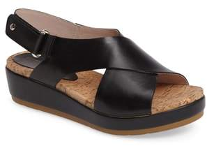 PIKOLINOS 'Mykonos' Platform Sandal