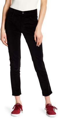 James Jeans High-Class Skinny Ankle Velveteen Jeans