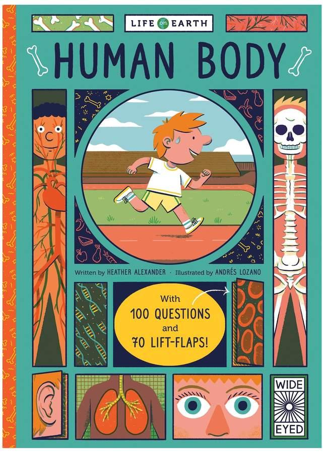 Quarto Publishing Life on Earth: Human Body