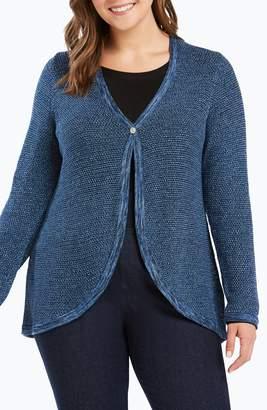 7738e595d5e Womens Plus Size Cotton Cardigan Sweaters - ShopStyle