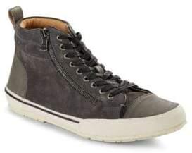 John Varvatos High-Top Lace-Up Sneakers