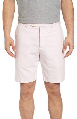 Peter Millar Crown Cool Delave Flat Front Shorts