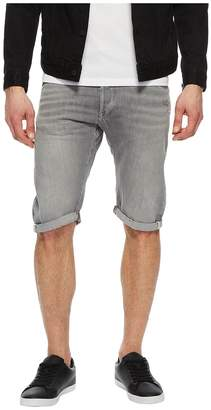 G Star G-Star Arc 3D 1/2 Shorts in Racha Grey Denim Men's Shorts