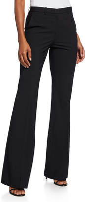 Theory Demitria Traceable Wool Pants