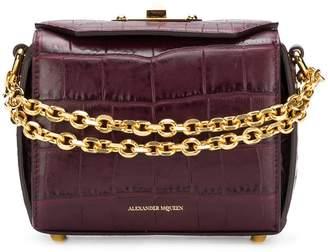Alexander McQueen Box bag