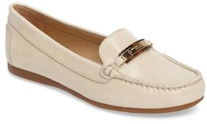 Women's Michael Michael Kors Nadia Moc Toe Loafer $119.95 thestylecure.com
