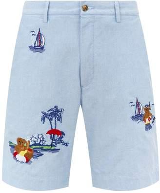 Polo Ralph Lauren Oxford Bear Shorts