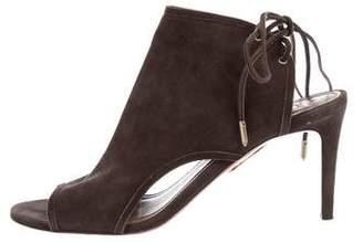 Aquazzura Bond 75 Sandals