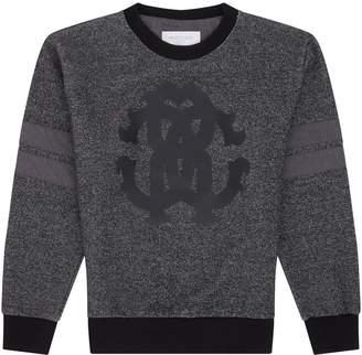 Roberto Cavalli Logo Sweatshirt