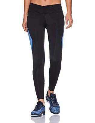 Oasis Sunday Women's Tights Highwaist Sports Yoga Workout Gym Running Trouser Contrast Panel