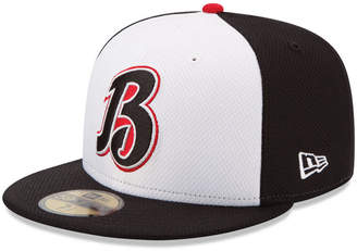 New Era Birmingham Barons Ac 59FIFTY Fitted Cap