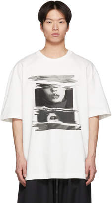 Maison Margiela Off-White Similar Fade T-Shirt