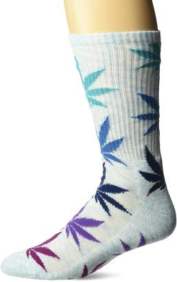 HUF Men's Melange Plantlife Socks