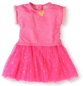 Cherokee Toddler Girl Glitter Tutu Dress