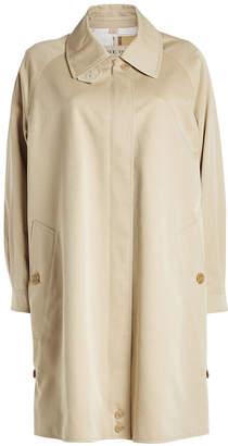 Burberry Crowhurst Cotton Coat
