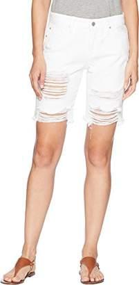 Joe's Jeans Women's FINN Midrise Cut Off BURMUDA Short