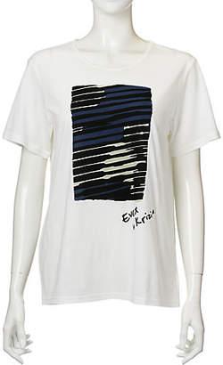 Evex by Krizia (エヴェックス バイ クリツィア) - [EVEX by KRIZIA] 天竺タイガープリントカットソー(U5P45576__)