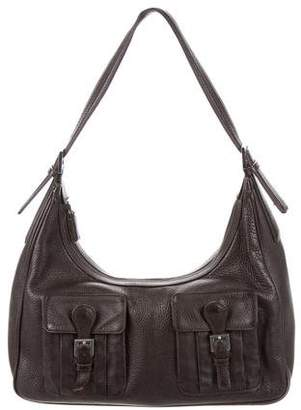 Anthony Logistics For Men T. Grained Leather Hobo
