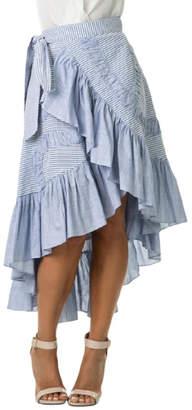Caribbean Queen Niagra Wrap Skirt